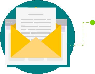 Icono correo electrónico